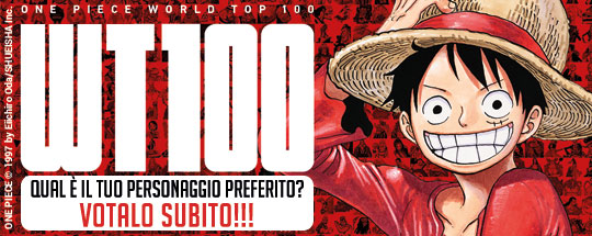 One Piece World Top 100