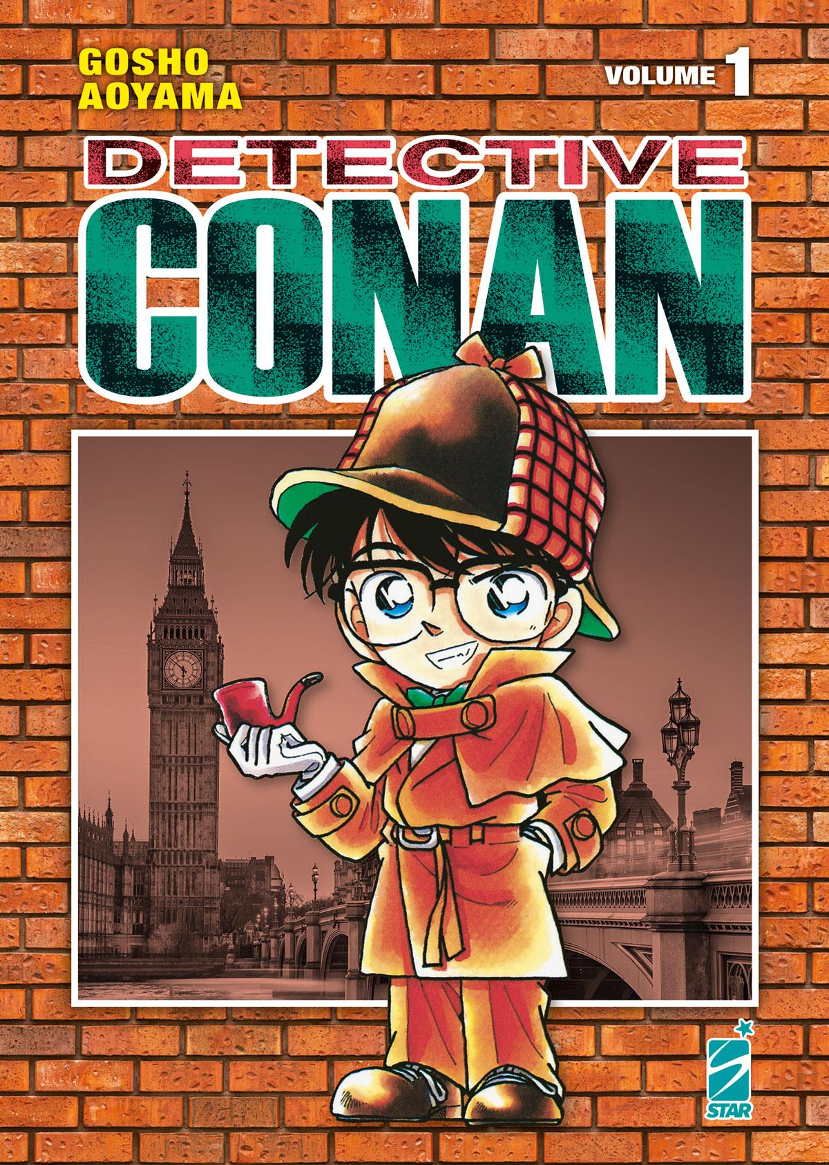 DETECTIVE CONAN NEW EDITION n. 1