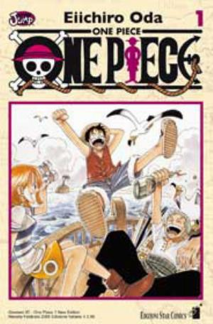 ONE PIECE NEW EDITION n.1