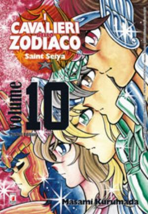I CAVALIERI DELLO ZODIACO - SAINT SEIYA - PERFECT EDITION n.10