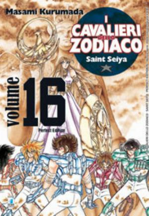 I CAVALIERI DELLO ZODIACO - SAINT SEIYA - PERFECT EDITION n.16
