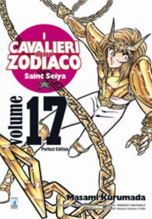 I CAVALIERI DELLO ZODIACO - SAINT SEIYA - PERFECT EDITION n.17