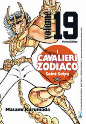 I CAVALIERI DELLO ZODIACO - SAINT SEIYA - PERFECT EDITION n.19