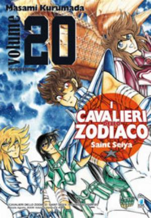 I CAVALIERI DELLO ZODIACO - SAINT SEIYA - PERFECT EDITION n.20