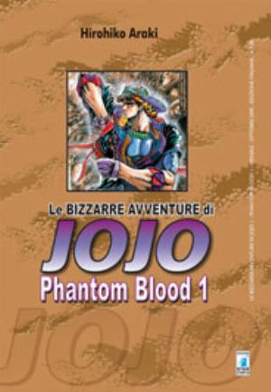 LE BIZZARRE AVVENTURE DI JOJO 1 - PHANTOM BLOOD n.1
