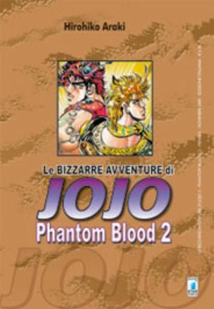 LE BIZZARRE AVVENTURE DI JOJO 1 - PHANTOM BLOOD n.2