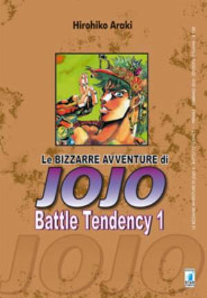 JOJO - BATTLE TENDENCY n.1