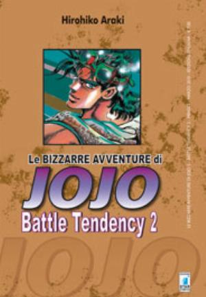 JOJO - BATTLE TENDENCY n.2