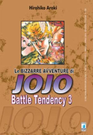 JOJO - BATTLE TENDENCY n.3