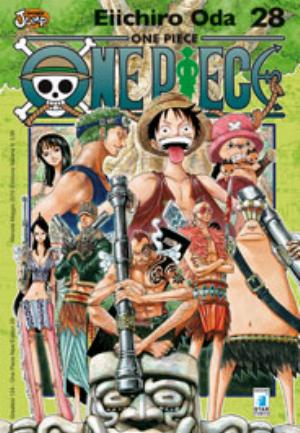 ONE PIECE NEW EDITION n.28