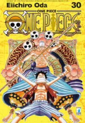 ONE PIECE NEW EDITION n.30