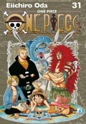 ONE PIECE NEW EDITION n.31