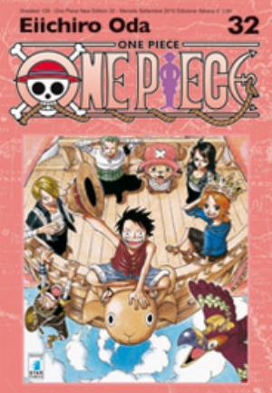 ONE PIECE NEW EDITION n.32