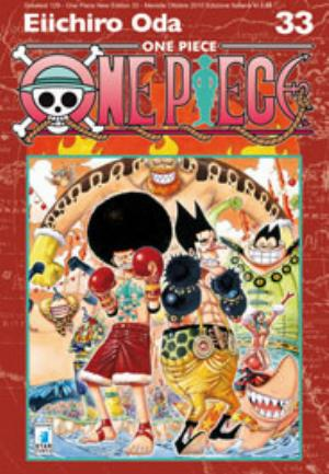 ONE PIECE NEW EDITION n.33