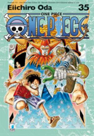 ONE PIECE NEW EDITION n.35