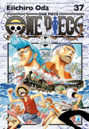 ONE PIECE NEW EDITION n.37