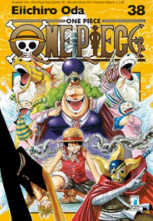 ONE PIECE NEW EDITION n.38