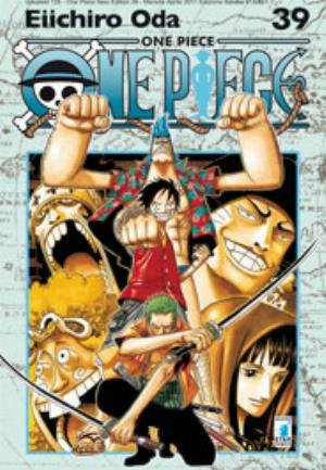 ONE PIECE NEW EDITION n.39