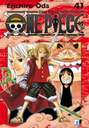 ONE PIECE NEW EDITION n.41