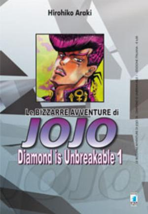 JOJO - DIAMOND IS UNBREAKABLE n.1