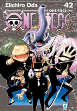 ONE PIECE NEW EDITION n.42