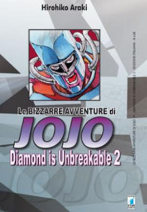 JOJO - DIAMOND IS UNBREAKABLE n.2