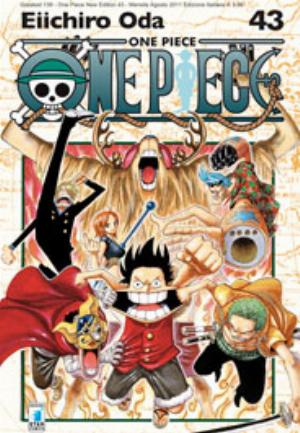 ONE PIECE NEW EDITION n.43