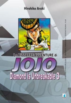 JOJO - DIAMOND IS UNBREAKABLE n.3