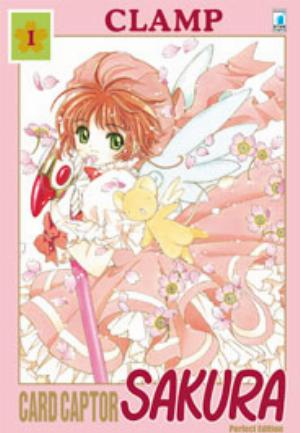 CARD CAPTOR SAKURA PERFECT EDITION n.1