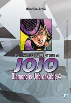 JOJO - DIAMOND IS UNBREAKABLE n.4
