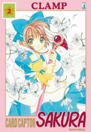 CARD CAPTOR SAKURA PERFECT EDITION n.2