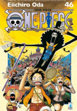 ONE PIECE NEW EDITION n.46