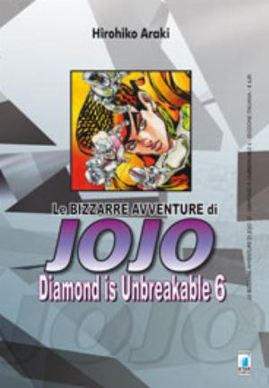 JOJO - DIAMOND IS UNBREAKABLE n.6