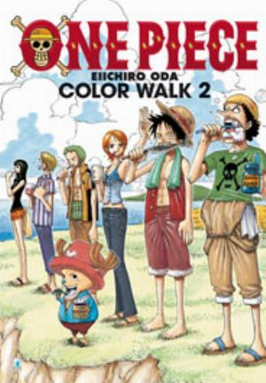 ONE PIECE COLOR WALK n.2