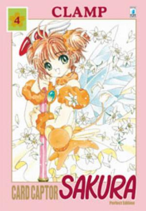 CARD CAPTOR SAKURA PERFECT EDITION n.4
