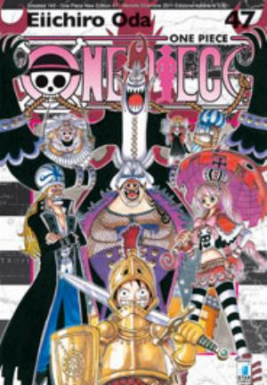 ONE PIECE NEW EDITION n.47