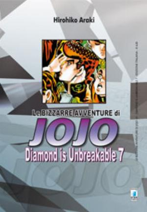 JOJO - DIAMOND IS UNBREAKABLE n.7