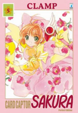 CARD CAPTOR SAKURA PERFECT EDITION n.5