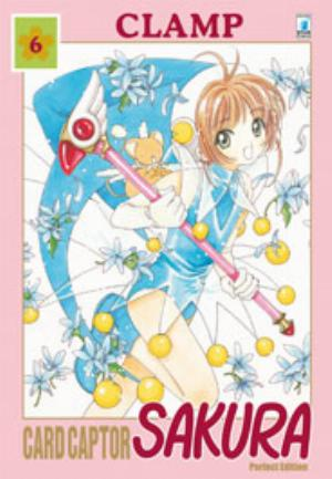CARD CAPTOR SAKURA PERFECT EDITION n.6