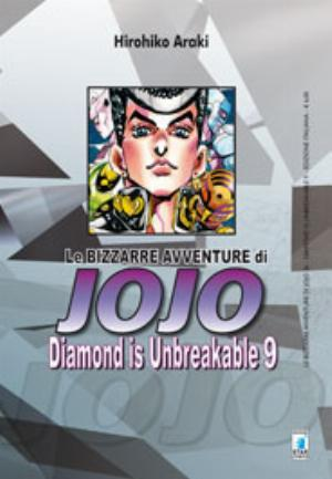 JOJO - DIAMOND IS UNBREAKABLE n.9
