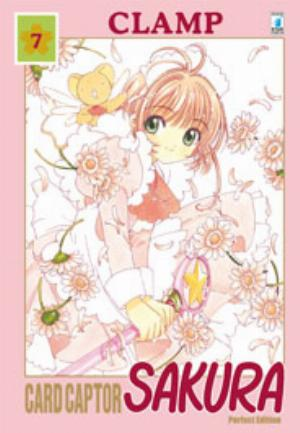 CARD CAPTOR SAKURA PERFECT EDITION n.7