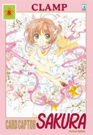 CARD CAPTOR SAKURA PERFECT EDITION n.8