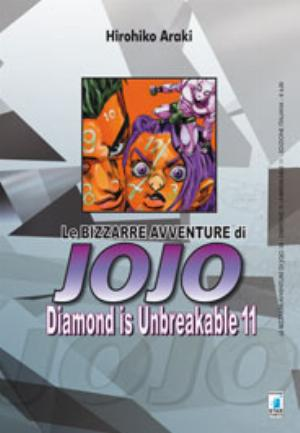 JOJO - DIAMOND IS UNBREAKABLE n.11