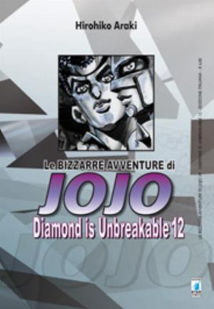 JOJO - DIAMOND IS UNBREAKABLE n.12