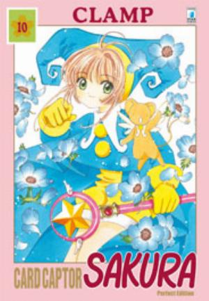CARD CAPTOR SAKURA PERFECT EDITION n.10