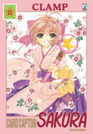 CARD CAPTOR SAKURA PERFECT EDITION n.11