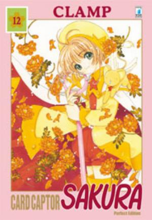 CARD CAPTOR SAKURA PERFECT EDITION n.12