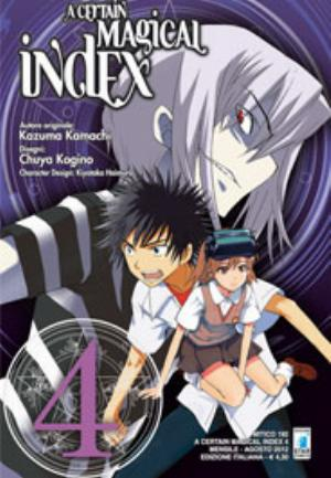 A CERTAIN MAGICAL INDEX n.4