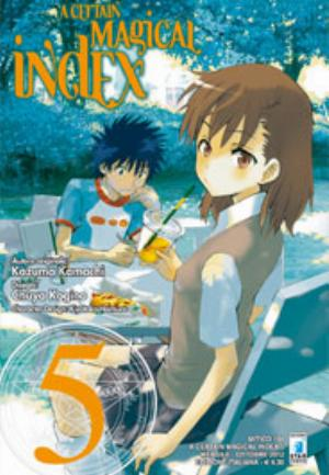 A CERTAIN MAGICAL INDEX n.5