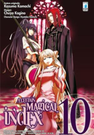 A CERTAIN MAGICAL INDEX n.10